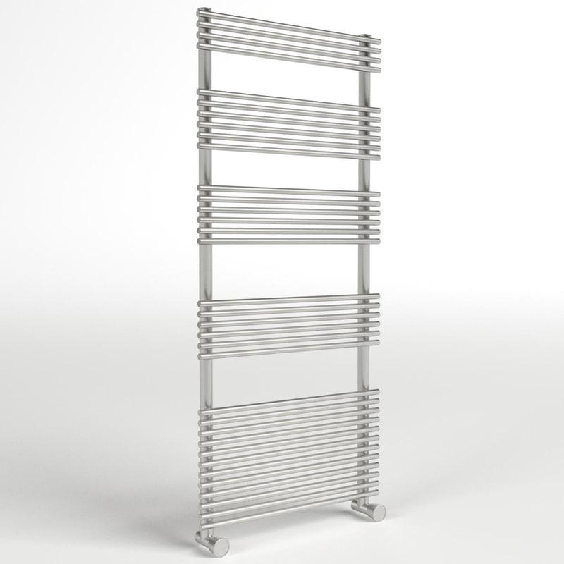 towel radiator 1 3d max