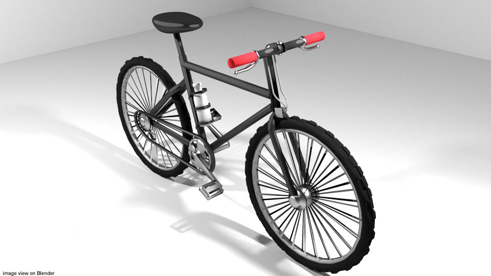 bicycle bike cycle 3ds