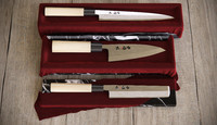 japanese traditional knife set 3d 3ds