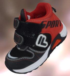 baby shoe s 3d model