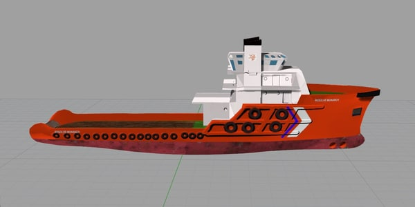 polly offshore 3d 3dm