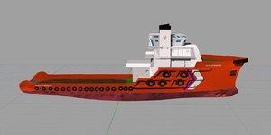 polly offshore 3d 3dm