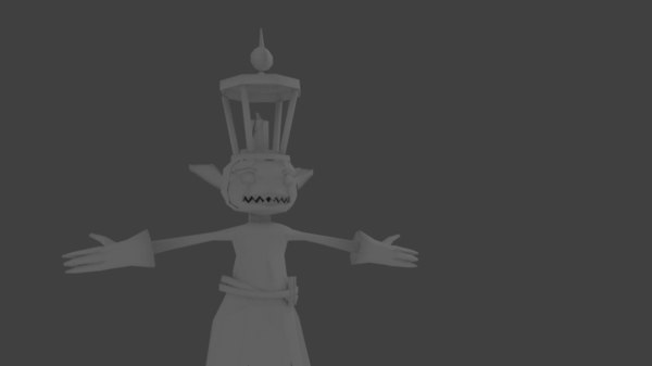 Low Poly Goblin 3D Models for Download | TurboSquid