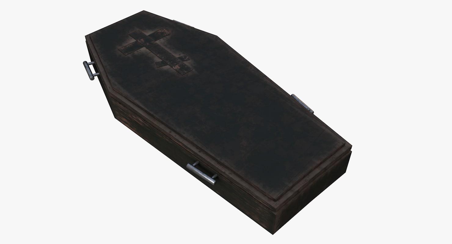 coffin 3ds