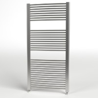 3d model towel radiator 2