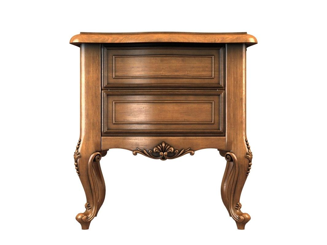max nightstand drawers