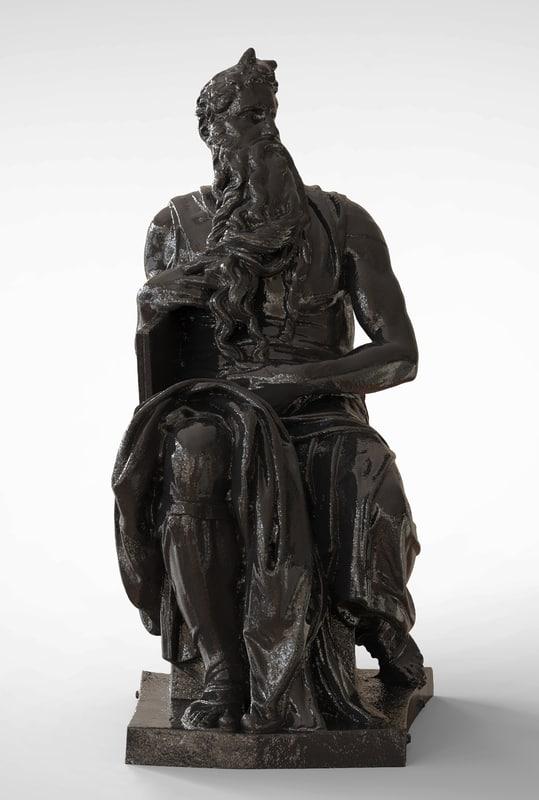 3d model sculpture greek