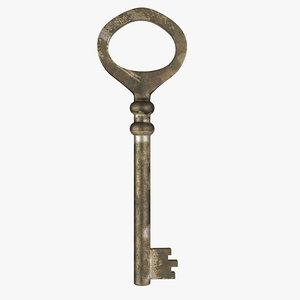key 1 3d max