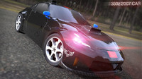 350z sport car 3d obj