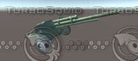 3d obj antitank cannon