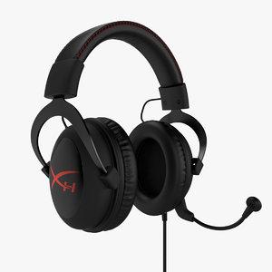 headphone hyperx max