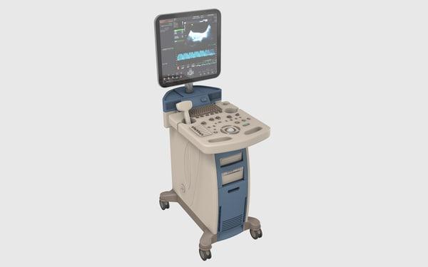 ultrasound computer 3d 3ds