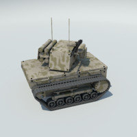 Platforma-M ( russian combat robot )