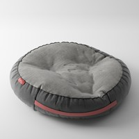 Dog, cat, pet pouf bed pillow