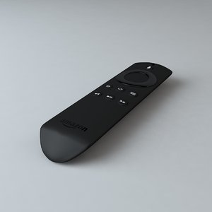 amazon stick remote new 3d c4d