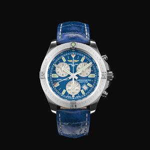 breitling colt chronograph 3d model