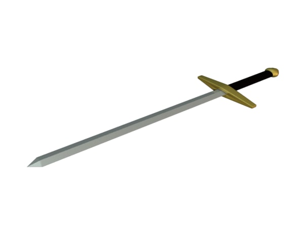 free fbx mode sword