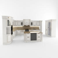 3d kitchen firenze cucina
