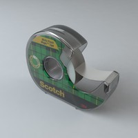Tape Dispenser (Scotch)