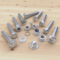 bolt nut washer