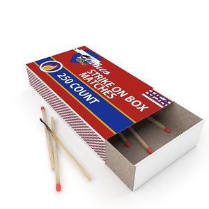 match box 3ds