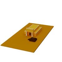 3d model of temple solomon