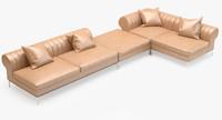 busnelli deja vu sofa 3d max
