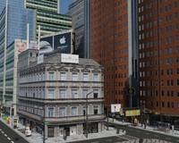 city buildings block2