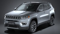 jeep compass limited max