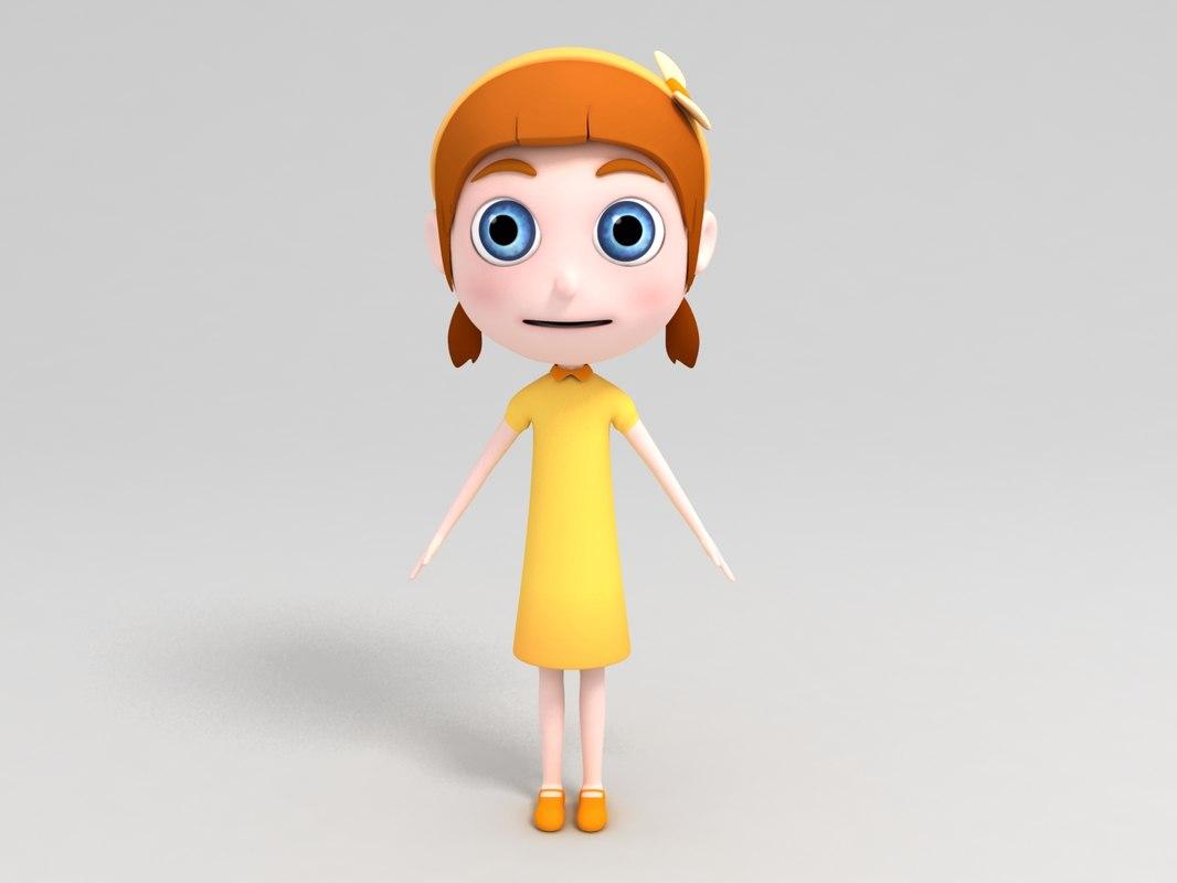 little girl max