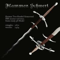 3ds sword flammenschwert