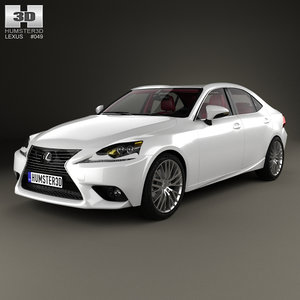 3d lexus xe30 hq model