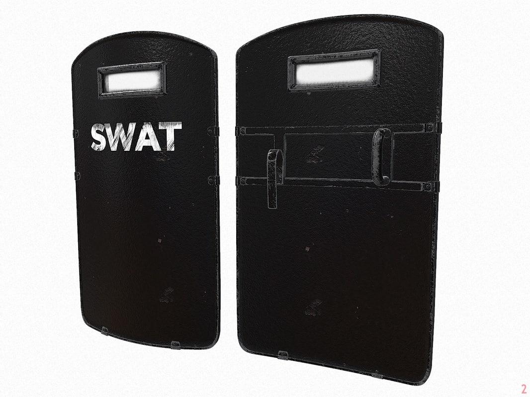 swat shield 3ds