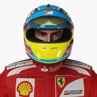 F1 Pilot No Rig
