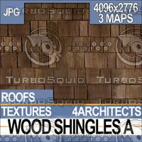 Wood Shingles A