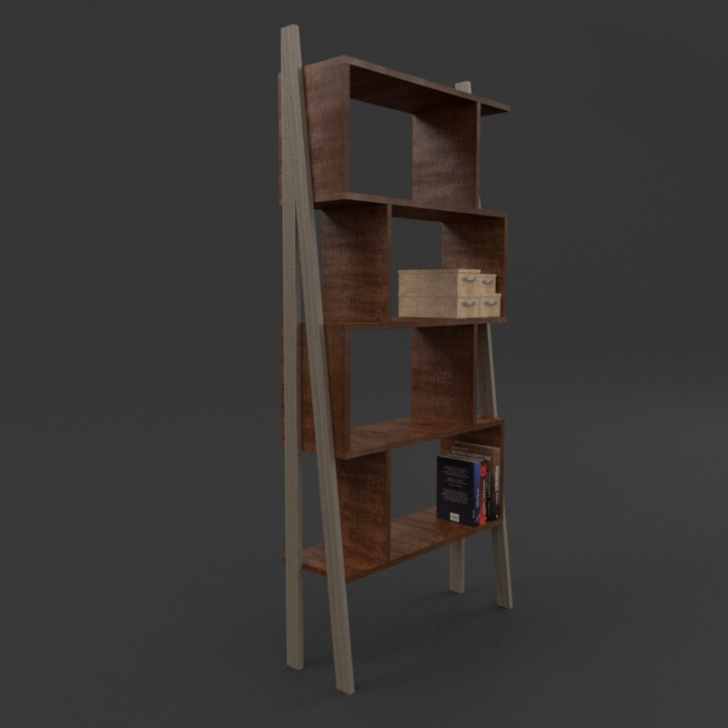 book case 3ds