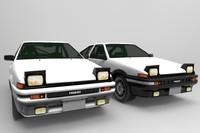 Toyota EA86