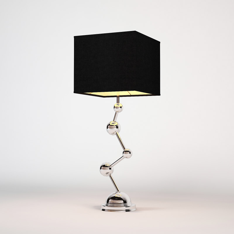 eichholtz table lamp colombo max