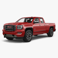 2017 GMC Sierra 1500 Double Cab All Terrain