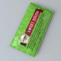 3d heinz sweet relish packet