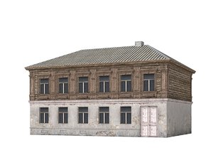 2 building 3d model