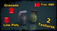 3d grenade mk2