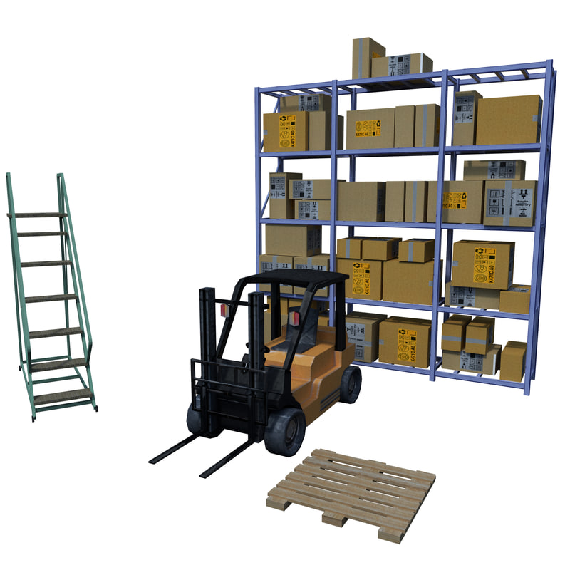 3d warehouse 1 model