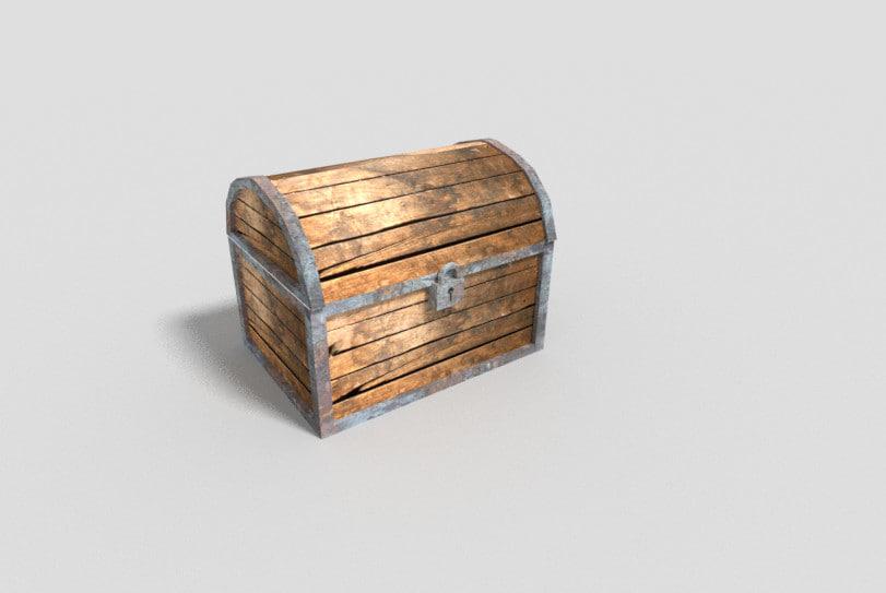 dungeon chest 3ds