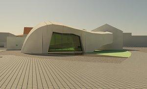 house architecture max