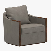 3d madrid swivel chair dennis model