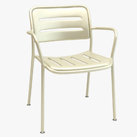 kettal village chair 3d max