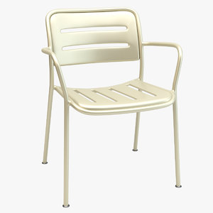 kettal village chair 3d max