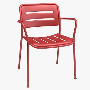 kettal village chair max