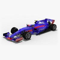 toro rosso str12 formula 1 obj